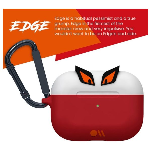 CaseMate Airpods Pro Case CreaturePods Edge The Bad Boy