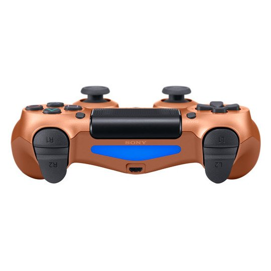 Sony PS4 DualShock 4 V2 Wireless Controller Copper
