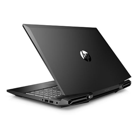 HP Pavilion 15-DK0025NE Gaming Laptop - Core i7 2.6GHz 16GB 1TB+128GB 4GB Win10 15.6inch FHD Shadow Black
