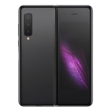 Samsung Galaxy Fold 512GB Cosmos Black 4G Smartphone SMF900F