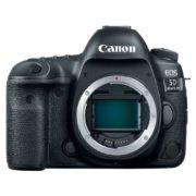 Canon EOS 5D Mark IV DSLR Camera Black Body Only