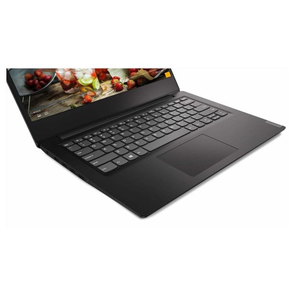 Lenovo ideapad S145-14IKB Laptop - Core i3 2.2GHz 4GB 128GB Shared Win10 14inch HD Granite Black