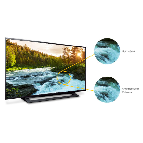 Sony 32R300E HD LED Television 32Inch