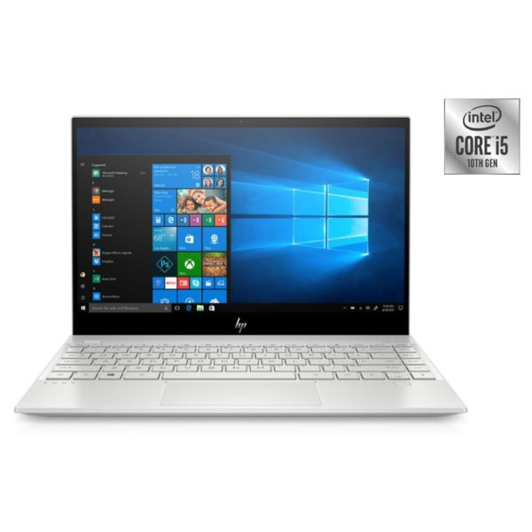 HP ENVY 13-AQ1007NE Laptop - Core i5 1GHz 8GB 512GB Shared Win10 13.3inch 4K Natural Silver