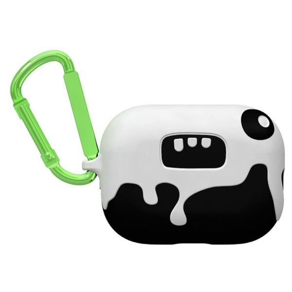 CaseMate Airpods Pro Case CreaturePods Ozzy Dramatic White/Black