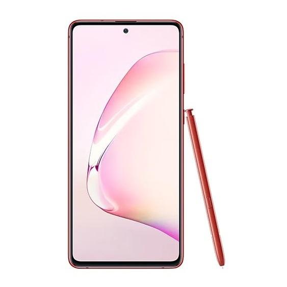Samsung Note10 Lite 128GB Aura Red 4G Dual Sim Smartphone SMN770F