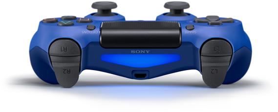 Sony PS4 DualShock 4 V2 Wireless Controller Wave Blue