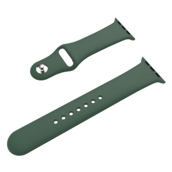 BeHello Premium Silicone Strap 38/40mm For Apple Watch Green