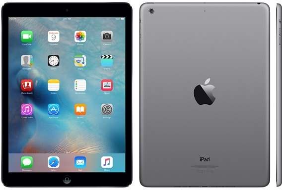 iPad Air (2013) WiFi 32GB 9.7inch Space Grey with FaceTime