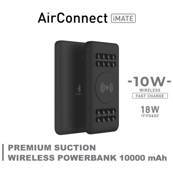 Smart Airconnect Pro 10400mAh Black