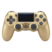 Sony PS4 DualShock 4 V2 Wireless Controller Gold