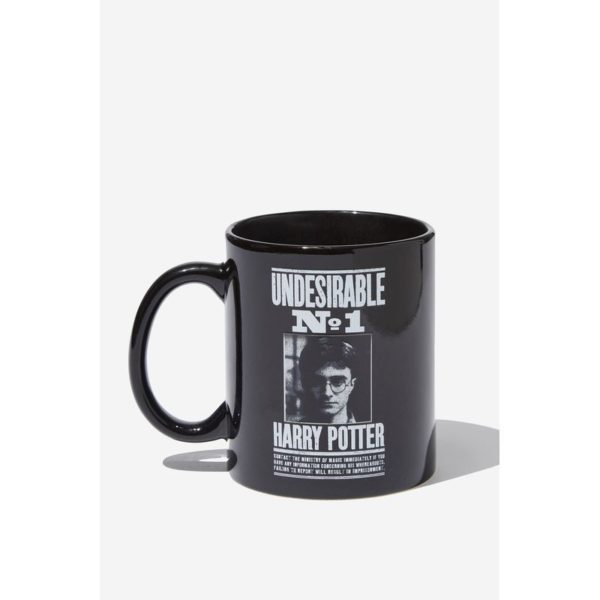 TYPO Harry Potter Undersireable Mug