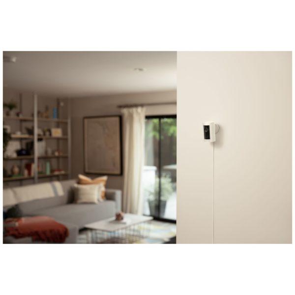 Ring Plug-in Indoor Cam White
