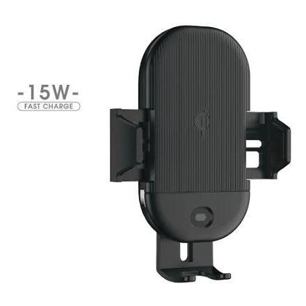 Smart iDrive One Car Wireless Charger - Black