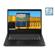 Lenovo ideapad S145-14IWL Laptop - Core i3 2.1GHz 4GB 256GB Shared Win10 14inch HD Granite Black