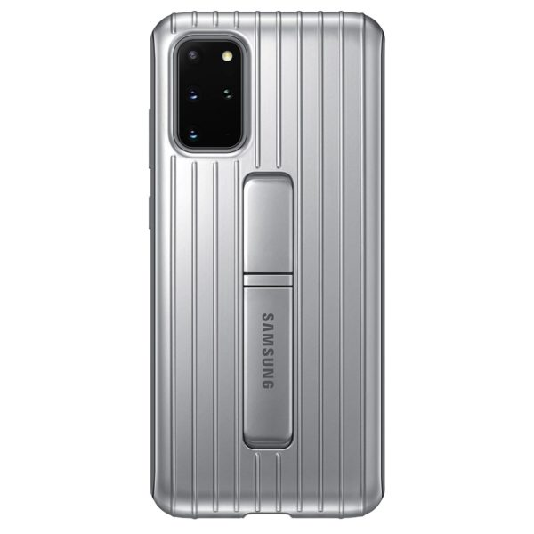 Samsung Galaxy S20+ Protective Cover - Silver