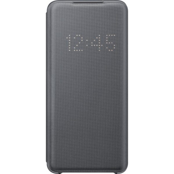 Samsung Galaxy S20 LED View Cover - Grey