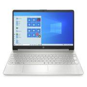 HP 15S-EQ0014NE - Ryzen 7 2.3GHz 8GB 512GB Shared Win10 15.6inch FHD Natural Silver