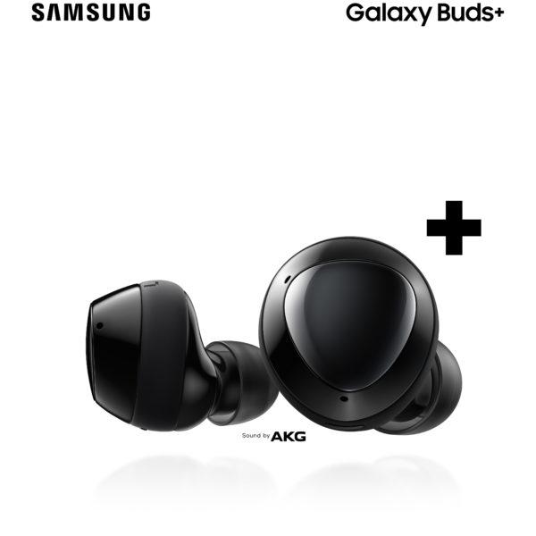 Samsung SM-R175 Galaxy Buds Plus - Black