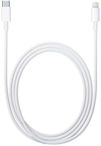 Apple MKQ42ZM/A Lightning To USBC Cable 2M