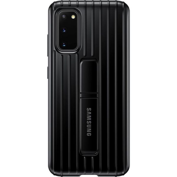 Samsung Galaxy S20 Protective Cover - Black