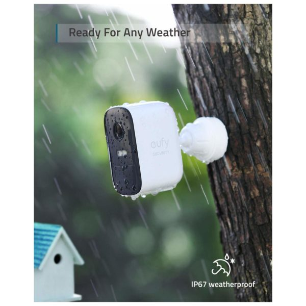eufyCam 2C add on Security Camera (only one Camera)