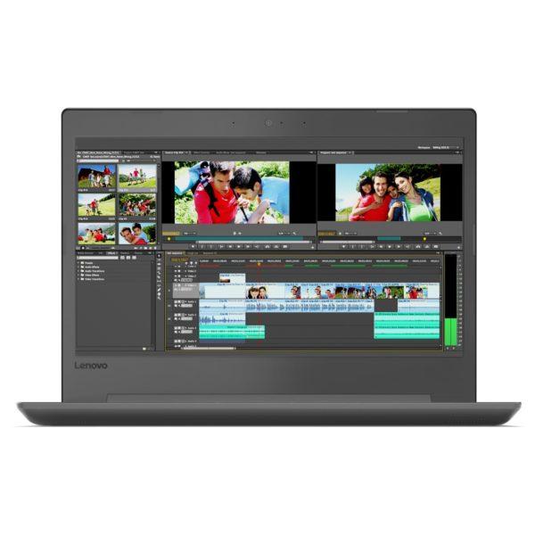 Lenovo ideapad 130-14IKB Laptop - Core i3 2.3GHz 4GB 1TB Shared Win10 14inch HD Granite Black