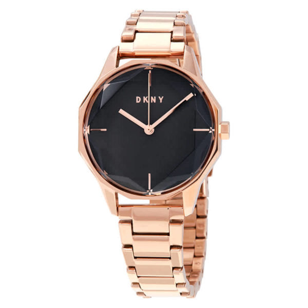 DKNY Cityspire Rose Gold Stainless Steel Women Watch NY2794