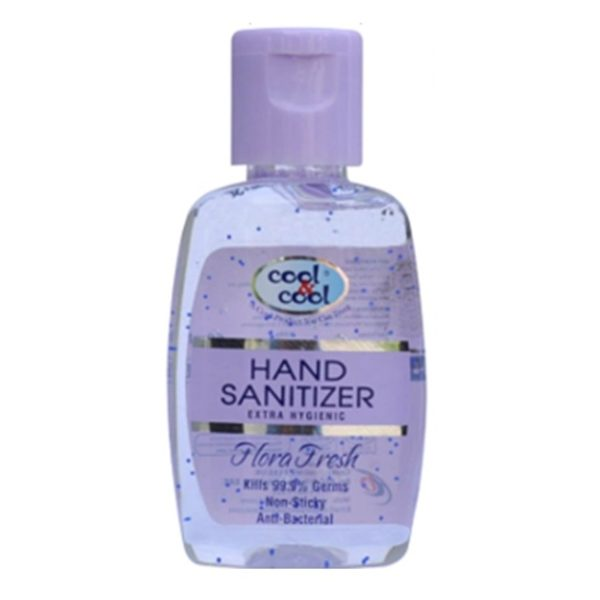 Cool & Cool Hand Sanitizer Flora Fresh 60ml