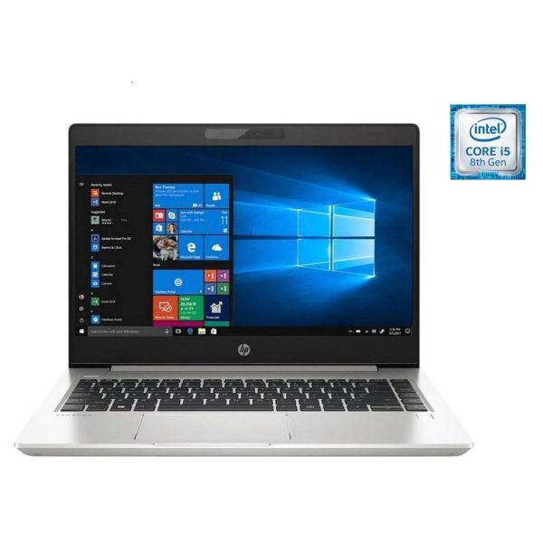 HP ProBook 440 G6 Laptop - Core i5 1.6GHz 4GB 500GB Shared Win10Pro 14inch HD Silver English Keyboard