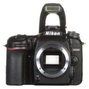 Nikon D7500 DSLR Camera Body Black