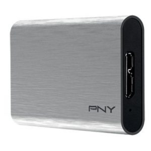 PNY - Elite USB 3.1 Gen1 Portable SSD 480GB