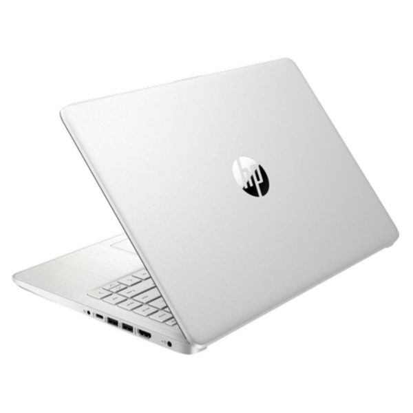 HP 14S-DQ1003NE Laptop - Core i5 1GHz 8GB 512GB Shared Win10 14inch FHD Natural Silver