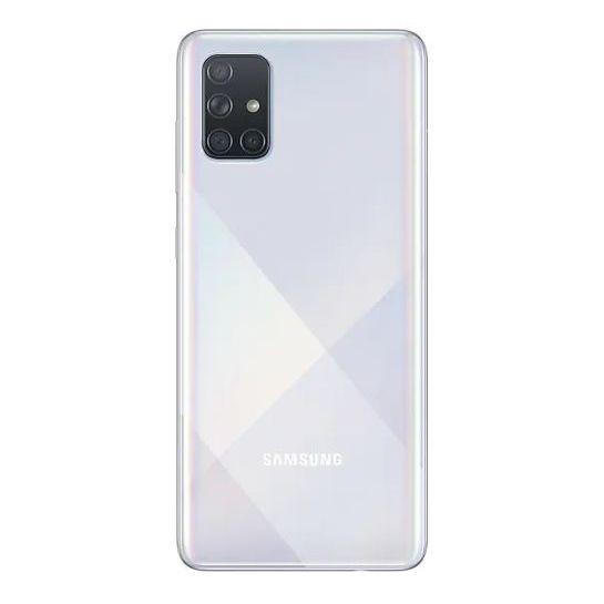 Samsung A71 128GB Prism Crush Silver 4G Dual Sim Smartphone SMA715F