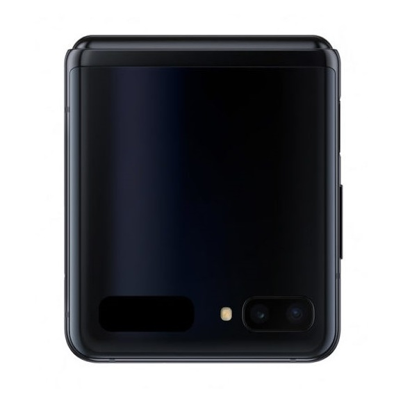 Samsung Galaxy Z Flip 256GB Mirror Black 4G Smartphone
