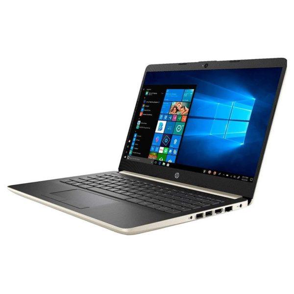 HP 14-DQ1040WM Laptop - Core i5 1GHz 8GB 256GB Shared Win10 14inch HD Gold English Keyboard