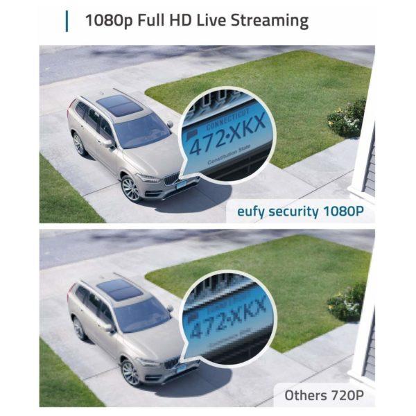 eufyCam 2C kit Security Camera (eufyCam 2C 2+1 set, with HomeBase 2)