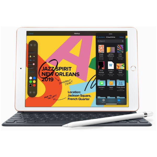 iPad (2019) WiFi 32GB 10.2inch Silver with FaceTime