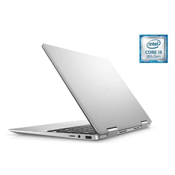 Dell Inspiron 13 7386-INS-1242-SLR Laptop - Core i5 1.6GHz 8GB 256GB Shared Win10 13.3inch FHD Silver English Keyboard