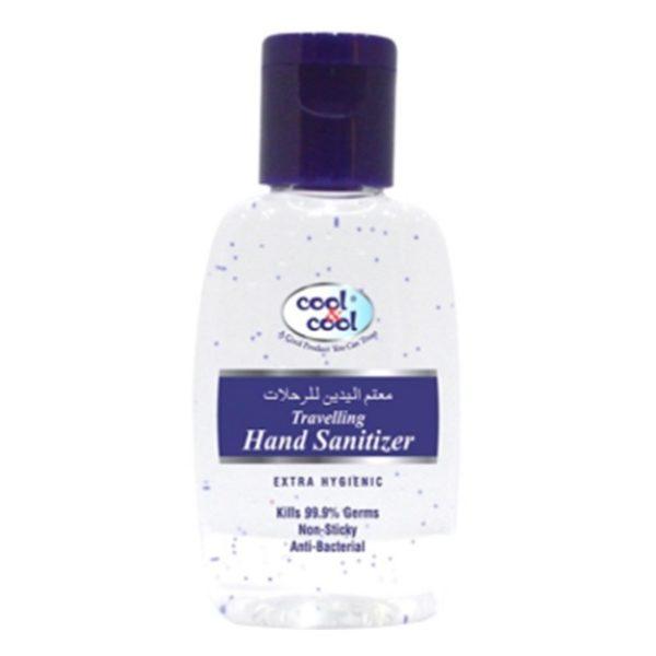 Cool & Cool Hand Sanitizer Travelling Gel 60ml