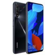 Huawei Nova 5T 128GB Black 4G Dual Sim Smartphone YAL-L21