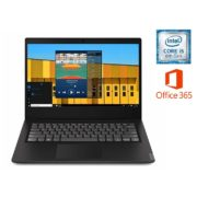 Lenovo ideapad S145-14IWL Laptop - Core i5 1.6GHz 4GB 256GB 2GB Win10 14inch FHD Granite Black Preloaded Office 365 (1 Year)
