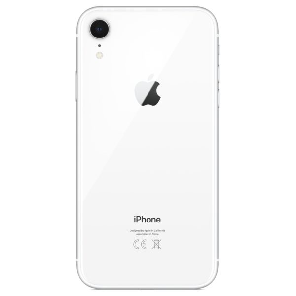 iPhone XR 128GB White With FaceTime