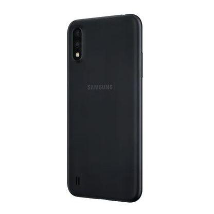 Samsung A01 16GB Black 4G Dual Sim Smartphone SMA015F