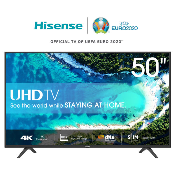 Hisense 50B7100UW 4K Smart UHD Television 50inch