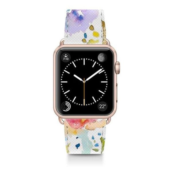 Casetify Apple Watch Band Saffiano All Series 42/44mm