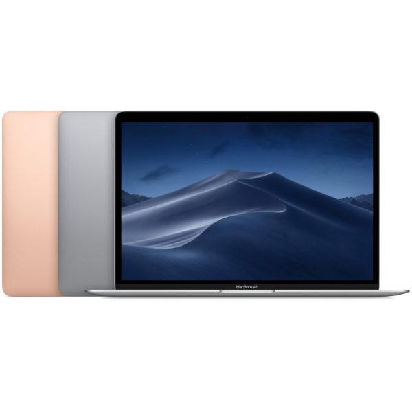 MacBook Air 13-inch (2020) - Core i3 1.1GHz 8GB 256GB Shared Gold English/Arabic Keyboard