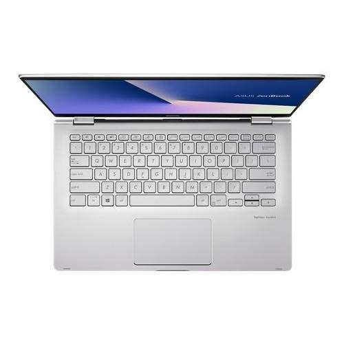 Asus ZenBook Flip 14 UM462DA-AI015 Laptop - Ryzen 5 2.1GHz 8GB 256GB Shared Win10 14inch FHD Light Grey