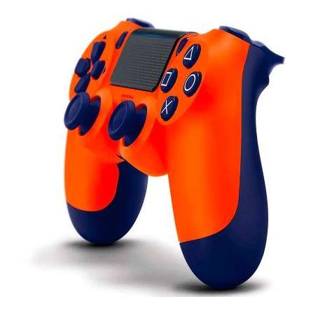 Sony PS4 Dualshock 4 Wireless Controller Sunset Orange