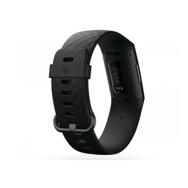 Fitbit Charge 4 Fitness Tracker Black/Black